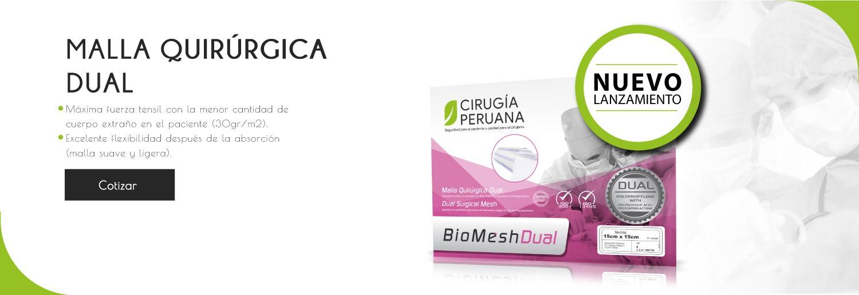 BioMesh Dual